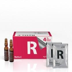 Xylogic Retix C set of 5 treatment Retinol + Vitamin C