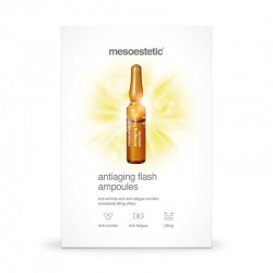 Mesoestetic Antiaging flash ampoules 10 x 2 ml