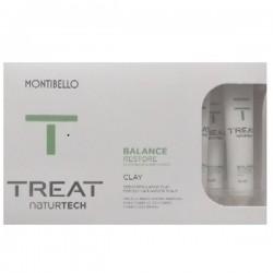 Montibello Treat NaturTech Balance Restore Clay 10 x 20 ml