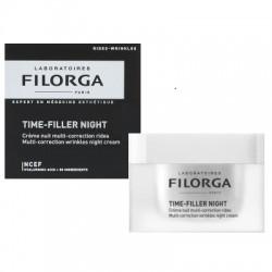 Filorga Time Filler Multi-correction wrinkles night cream